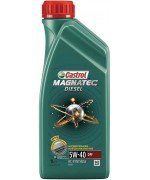 Двигателно масло CASTROL MAGNATEC DIESEL 5W40 1л